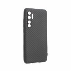 Futrola Carbon fiber za Xiaomi Mi Note 10 Lite crna