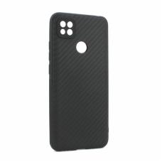 Futrola Carbon fiber za Xiaomi Redmi 9C crna