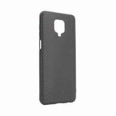 Futrola Carbon fiber za Xiaomi Redmi Note 9 Pro/Note 9 Pro Max/Note 9S crna