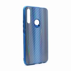 Futrola Carbon glass za Huawei P Smart Z/Y9 Prime 2019 plava