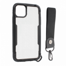 Futrola Carbon za iPhone 11 Pro Max 6.5 crna
