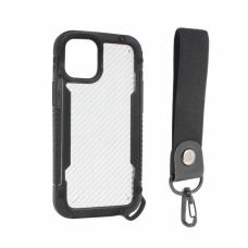 Futrola Carbon za iPhone 12 Mini 5.4 crna