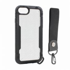 Futrola Carbon za iPhone 7/8/ SE (2020) crna