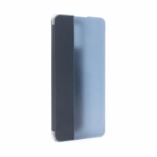 Futrola Clear View za Samsung A415F Galaxy A41 tamno plava