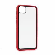 Futrola Color Frame za Huawei Y5P 2020/Honor 9S crvena