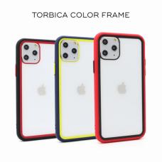 Futrola Color Frame za iPhone X/XS crvena