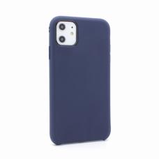 Futrola Combo silikon za iPhone 11 6.1 tamno plava