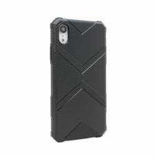 Futrola Cross za iPhone XR crna