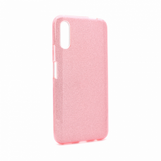 Futrola Crystal Dust za Huawei Honor 9X/9X Pro roze