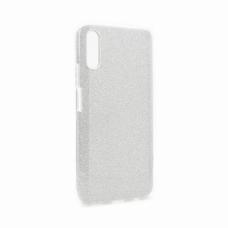 Futrola Crystal Dust za Huawei Honor 9X/9X Pro srebrna