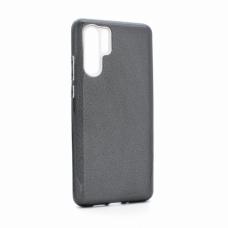 Futrola Crystal Dust za Huawei P30 Pro crna