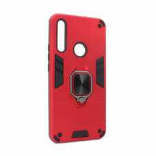 Futrola Cube Ring za Huawei P Smart Z/Y9 Prime 2019/Honor 9X (EU) crvena