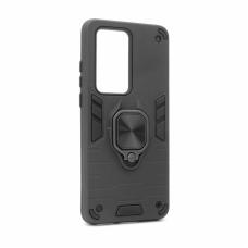Futrola Cube Ring za Huawei P40 Pro crna