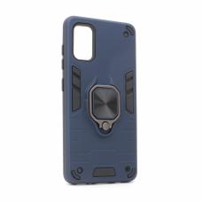 Futrola Cube Ring za Samsung A415F Galaxy A41 tamno plava