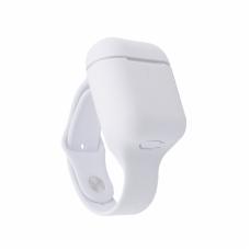 Futrola Dikex za Airpods bela