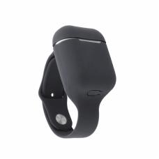 Futrola Dikex za Airpods crna