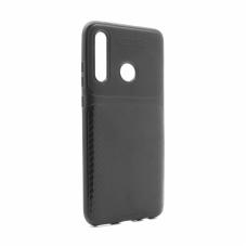 Futrola Elegant Carbon za Huawei Honor 20 lite/Honor 20e crna