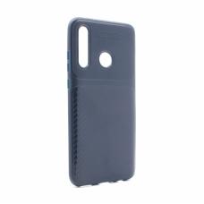 Futrola Elegant Carbon za Huawei Honor 20 lite/Honor 20e plava