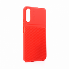 Futrola Elegant Carbon za Huawei Honor 9X/9X Pro crvena