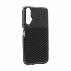Futrola Elegant Carbon za Huawei Nova 5T crna