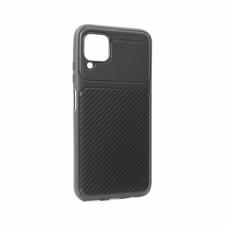 Futrola Elegant Carbon za Huawei P40 Lite/Nova 6 SE crna