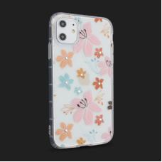 Futrola Fashion flower za iPhone 11 6.1 Type 4