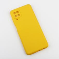 Futrola Gentle Color za Samsung A125F Galaxy A12 zuta