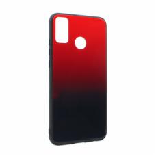Futrola Glass Mirror za Huawei Honor 9X Lite crvena