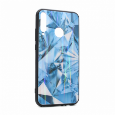 Futrola Glaze za Huawei P40 Lite E plava