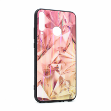 Futrola Glaze za Huawei P40 Lite E roze