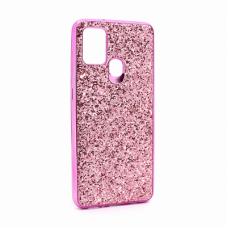 Futrola Glint za Samsung A217F Galaxy A21s roze