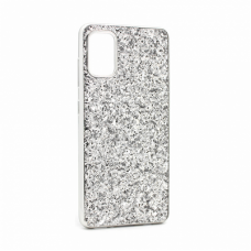 Futrola Glint za Samsung A415F Galaxy A41 srebrna