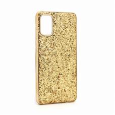 Futrola Glint za Samsung A415F Galaxy A41 zlatna