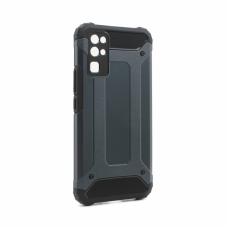 Futrola Hard border za Huawei Honor 30 tamno plava