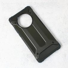 Futrola Hard border za Huawei Mate 40 Pro crna