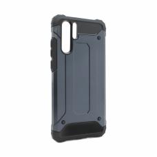Futrola Hard border za Huawei P30 Pro tamno plava