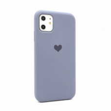 Futrola Heart za iPhone 11 6.1 svetlo zelena