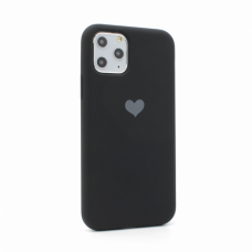 Futrola Heart za iPhone 11 Pro 5.8 crna