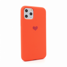 Futrola Heart za iPhone 11 Pro 5.8 koralna
