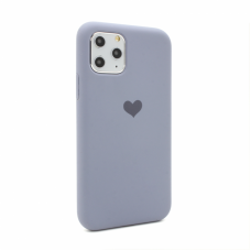 Futrola Heart za iPhone 11 Pro 5.8 ljubicasta