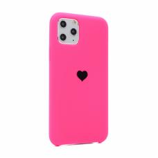 Futrola Heart za iPhone 11 Pro 5.8 pink