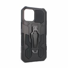 Futrola i-Crystal za iPhone 12 Pro Max 6.7 crna