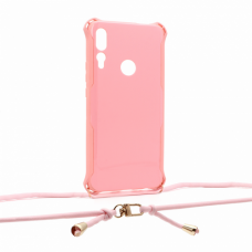 Futrola Ice Color za Huawei P Smart Z/Y9 Prime 2019 roze