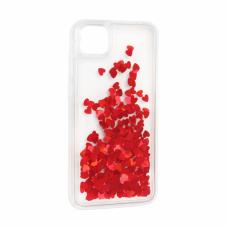 Futrola Liquid Heart za Huawei Y5p/Honor 9S crvena
