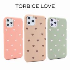 Futrola Love za iPhone 7 Plus/8 Plus braon