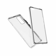 Futrola Magnetic exclusive 360 za Huawei Honor 30 Pro srebrna