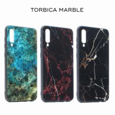Futrola Marble za Samsung A715F Galaxy A71 crna