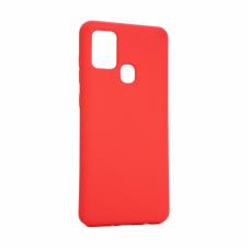 Futrola Nano Silikon za Samsung A217F Galalxy A21s crvena