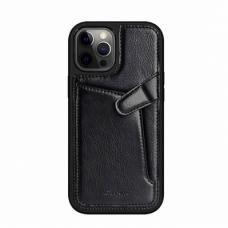 Futrola Nillkin Aoge za iPhone 12/12 Pro 6.1 crna