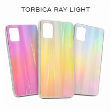 Futrola Ray Light za Samsung A715F Galaxy A71 pink